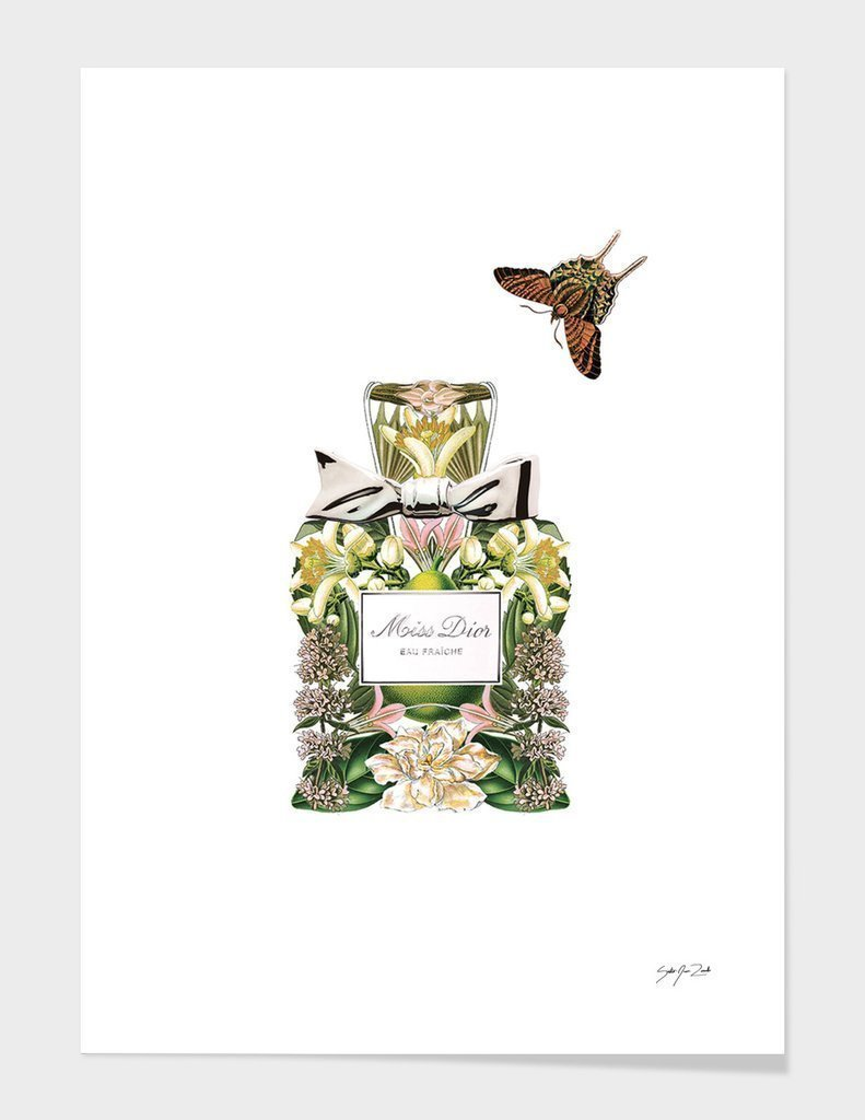 FLORAL ALCHEMY Frame Home - Wall Art Tigerlily and Me