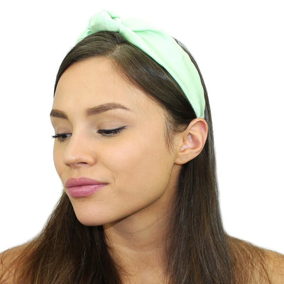 Floral Silk Top Knot Headband Women - Accessories - Hair Accessories Tigerlily and Me