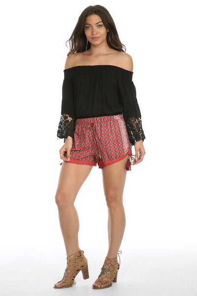 Forever & Always Shorts Women - Apparel - Shorts Tigerlily and Me