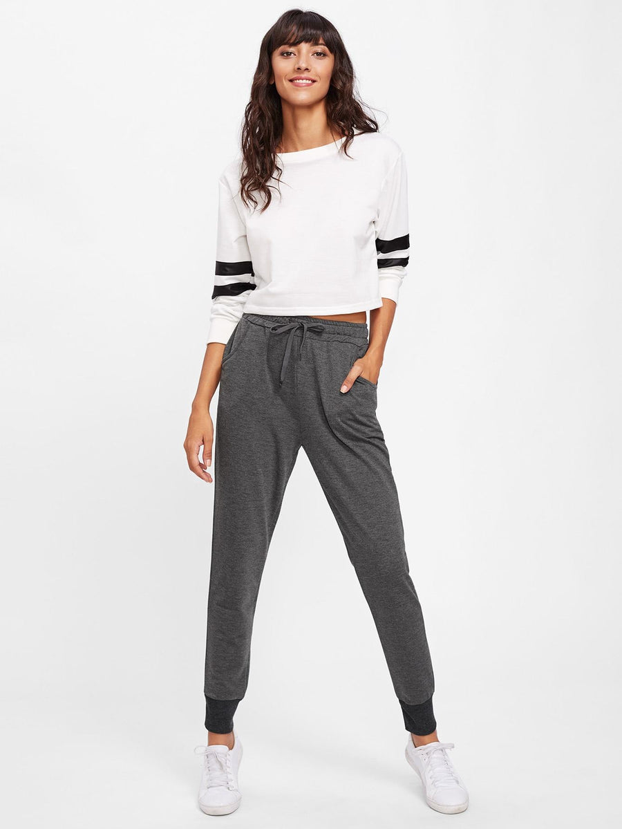 Go To Sweatpants Women - Apparel - Activewear Tigerlily and Me