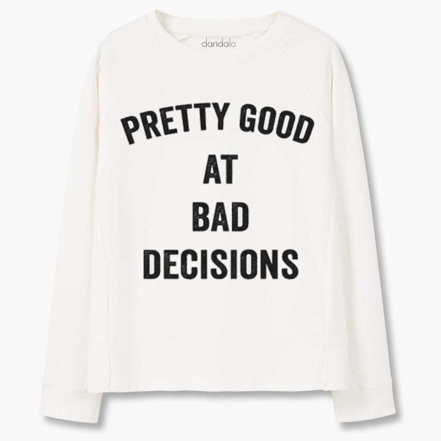 Good at Bad Decisions Women - Apparel - Sweaters Cardigans and Tops Tigerlily and Me