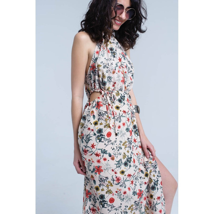 Halter Flower Power Women - Apparel - Dresses - Casual Tigerlily and Me