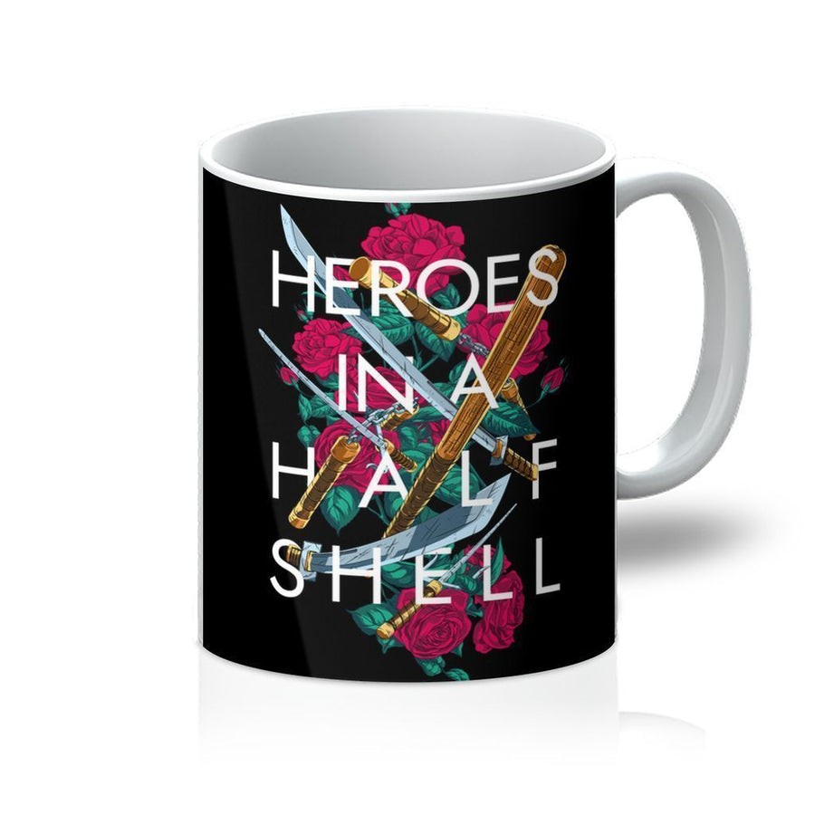 Heroes in a Half Shell Mug Home - Glasses & Mugs Tigerlily and Me