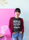 Hustle Until Hater Women T-Shirts Women - Apparel - T-Shirts & Tank Tops Tigerlily and Me