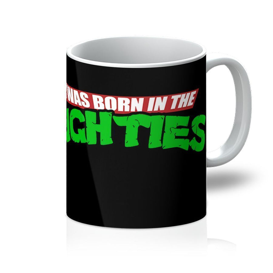 I was born in the eighties Mug Home - Glasses & Mugs Tigerlily and Me