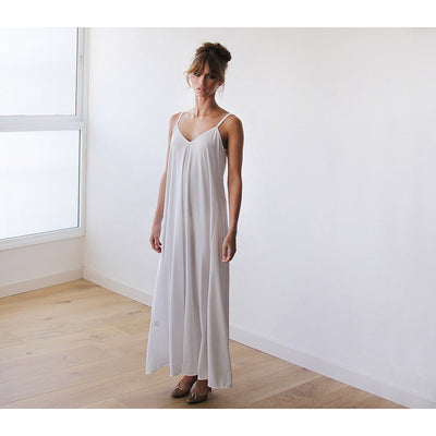 Ivory Timeless Maxi Dress Women - Apparel - Dresses - Evening Tigerlily and Me