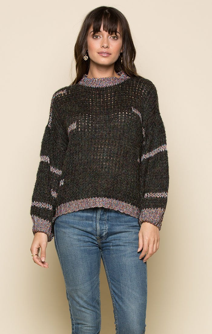 JANET PULLOVER SWEATER Women - Apparel - Sweaters Cardigans and Tops Tigerlily and Me