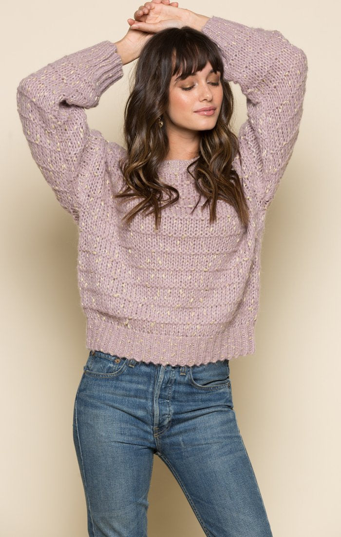 KAYLIE PULLOVER SWEATER Women - Apparel - Sweaters Cardigans and Tops Tigerlily and Me