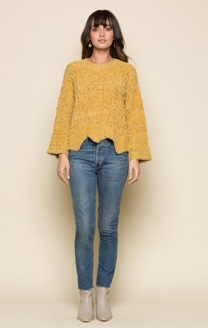 LEONA PULLOVER SWEATER Women - Apparel - Sweaters Cardigans and Tops Tigerlily and Me