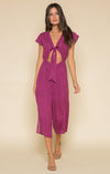 Loretta Tie Jumpsuit Women - Apparel - Rompers & Jumpsuits Tigerlily and Me