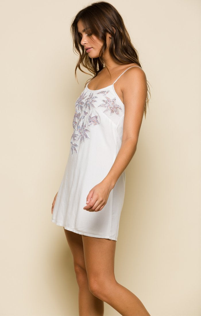 Lotus Love Short Dress Women - Apparel - Dresses - Casual Tigerlily and Me
