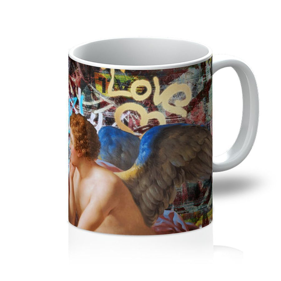 love is needed Mug Home - Glasses & Mugs Tigerlily and Me