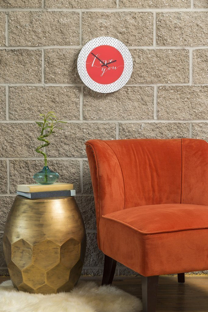 Love you Clock Home - Wall Art Tigerlily and Me