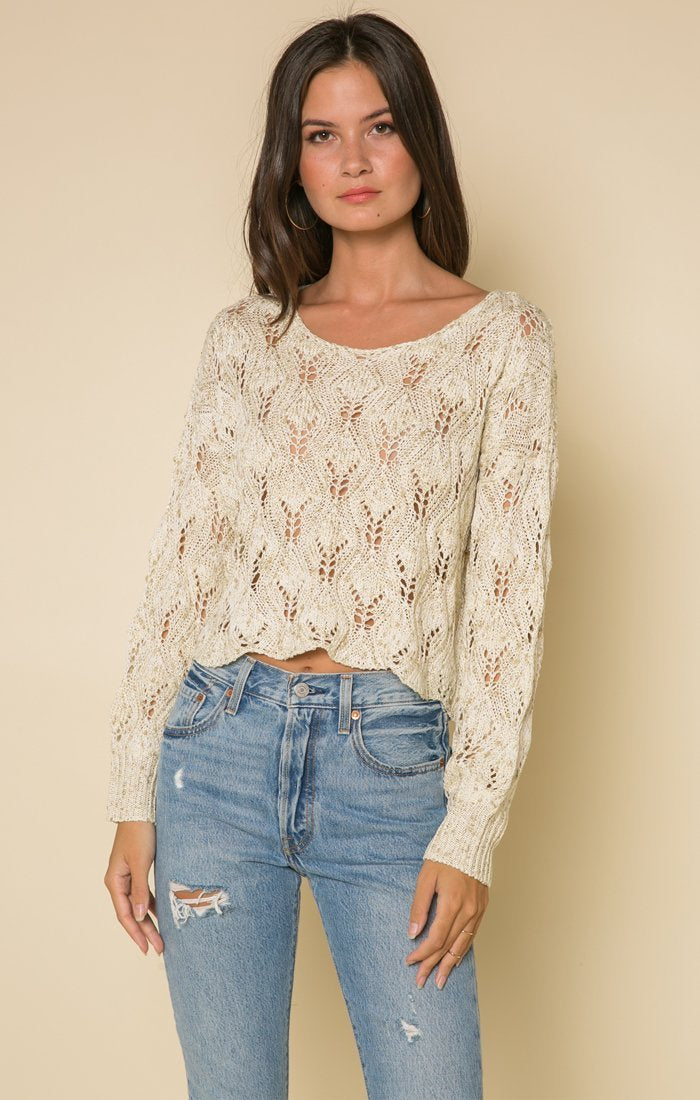 Magic Hour Pullover Sweater Women - Apparel - Sweaters Cardigans and Tops Tigerlily and Me
