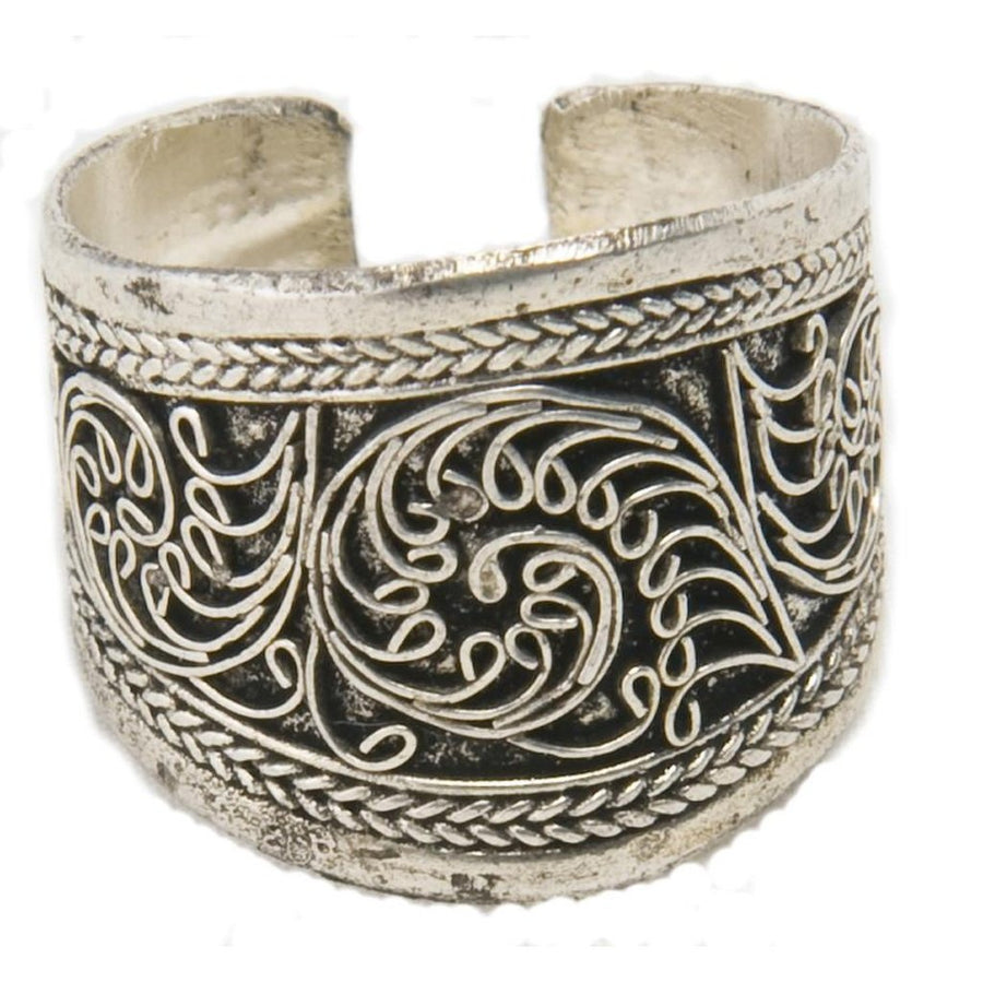 Maya Tibetan Silver Ring Women - Jewelry - Rings Tigerlily and Me