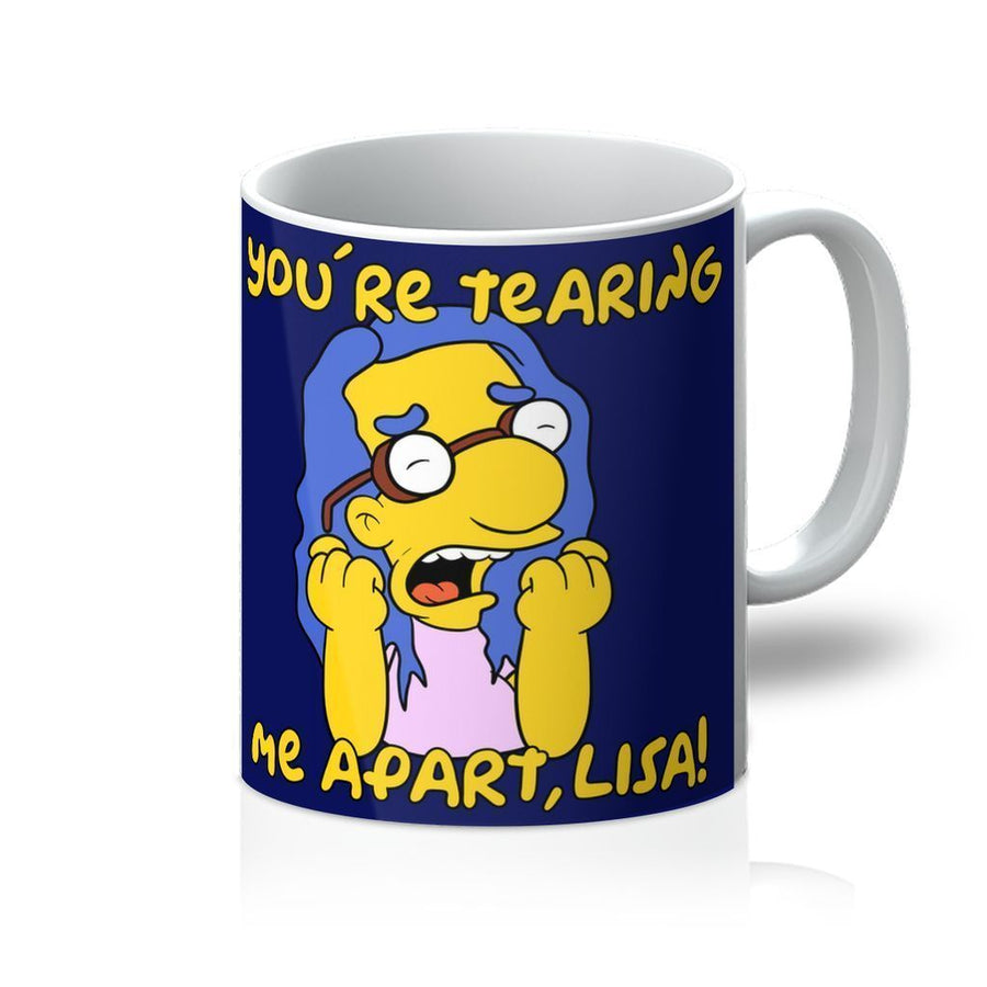 Milhouse Wiseau Mug Home - Glasses & Mugs Tigerlily and Me
