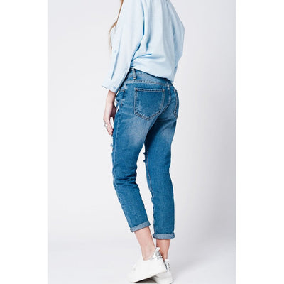 Mom Chic Jeans Women - Apparel - Trousers & Jeans Tigerlily and Me
