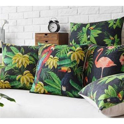 My Bird of Paradise Tropical Pillow Cover Home - Pillows & Throws Tigerlily and Me