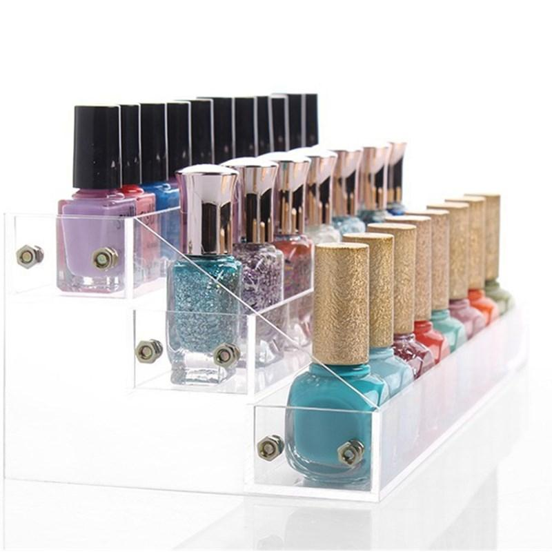Nail Polish & Cosmetics Organizer Home - Storage Tigerlily and Me
