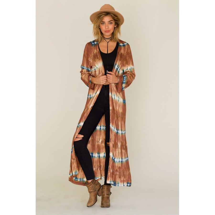 Navajo Caftan Women - Apparel - Sweaters Cardigans and Tops Tigerlily and Me