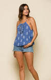 Nina Tassel Tank Women - Apparel - Shirts - Blouses Tigerlily and Me