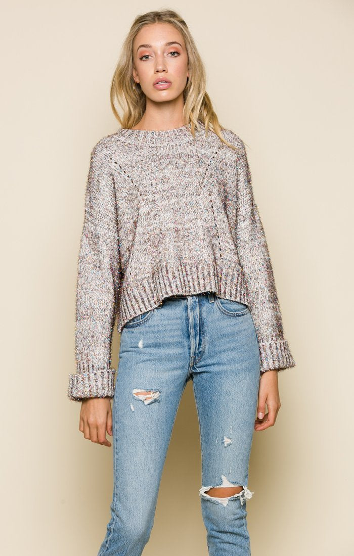Parker Pullover Sweater Women - Apparel - Sweaters Cardigans and Tops Tigerlily and Me
