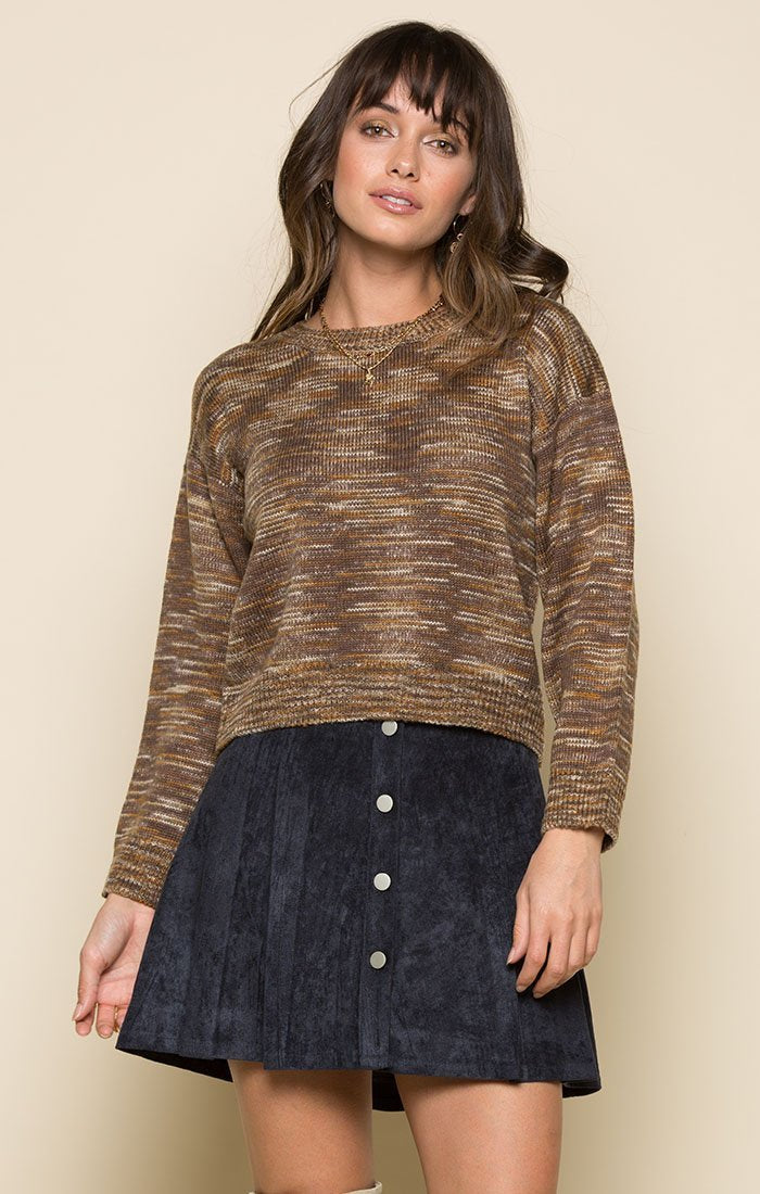 PATRICIA PULLOVER SWEATER Women - Apparel - Sweaters Cardigans and Tops Tigerlily and Me
