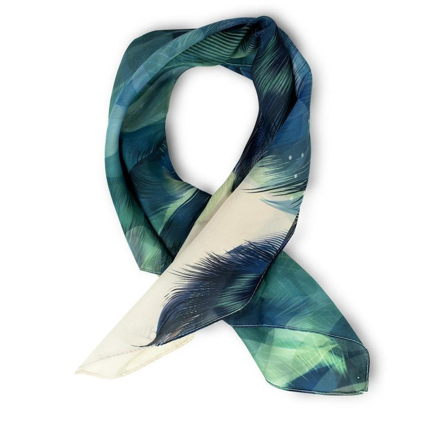Peacock Scarf Women - Accessories - Hair Accessories Tigerlily and Me