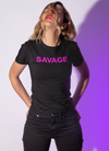 Savage Women T-shirt Women - Apparel - T-Shirts & Tank Tops Tigerlily and Me