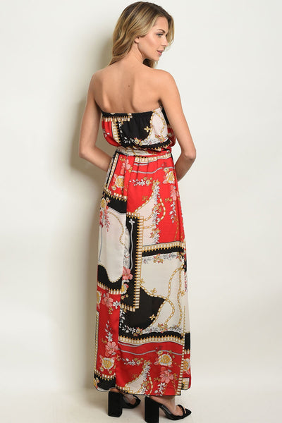 Scarf Print Maxi Women - Apparel - Dresses - Casual Tigerlily and Me