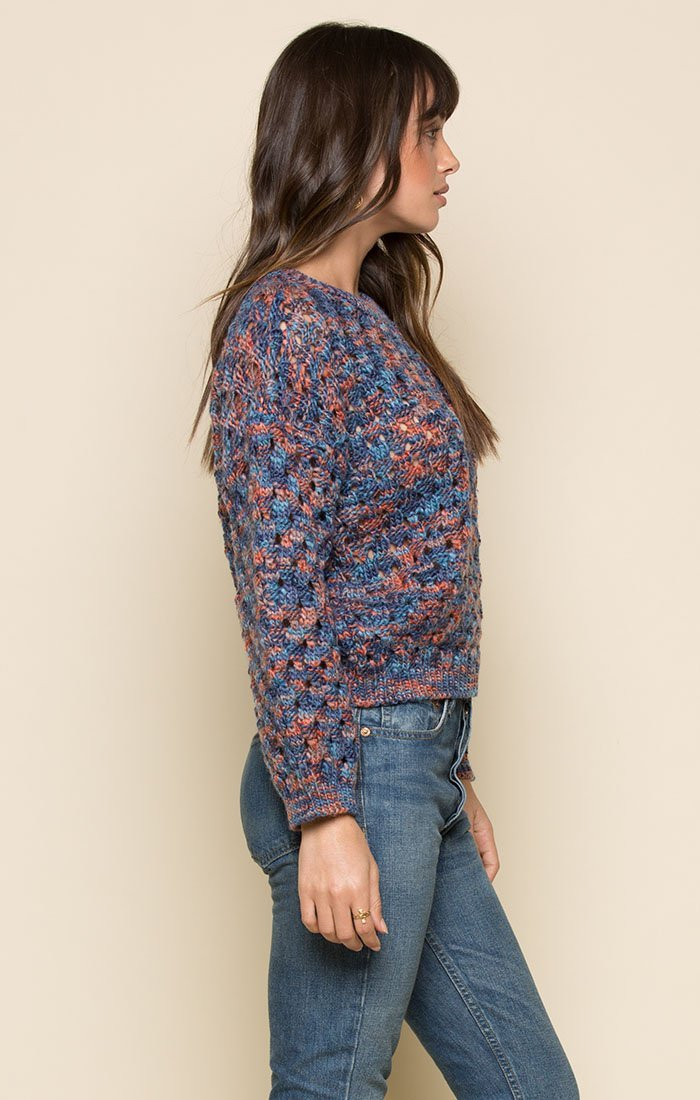 SHERRI PULLOVER SWEATER Women - Apparel - Sweaters Cardigans and Tops Tigerlily and Me