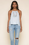 Skyla Tassel Tank Women - Apparel - Shirts - Blouses Tigerlily and Me