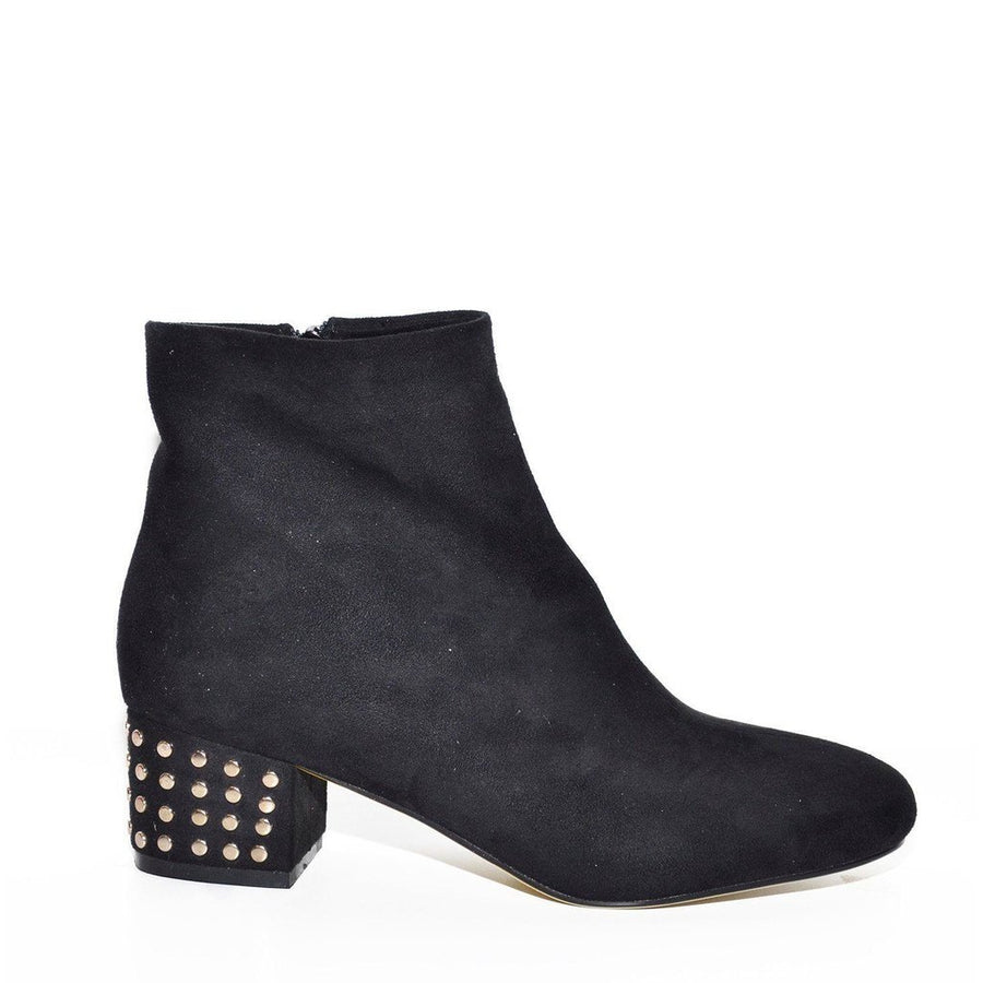 Subtle Statement Booties