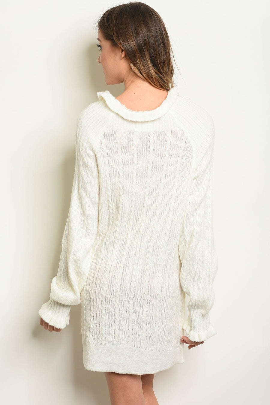 Sweater Dress Women - Apparel - Sweaters Cardigans and Tops Tigerlily and Me