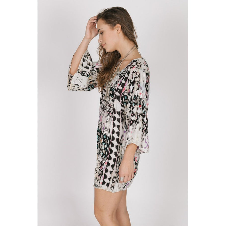 TAINTED LOVE TUNIC Women - Apparel - Dresses - Casual Tigerlily and Me