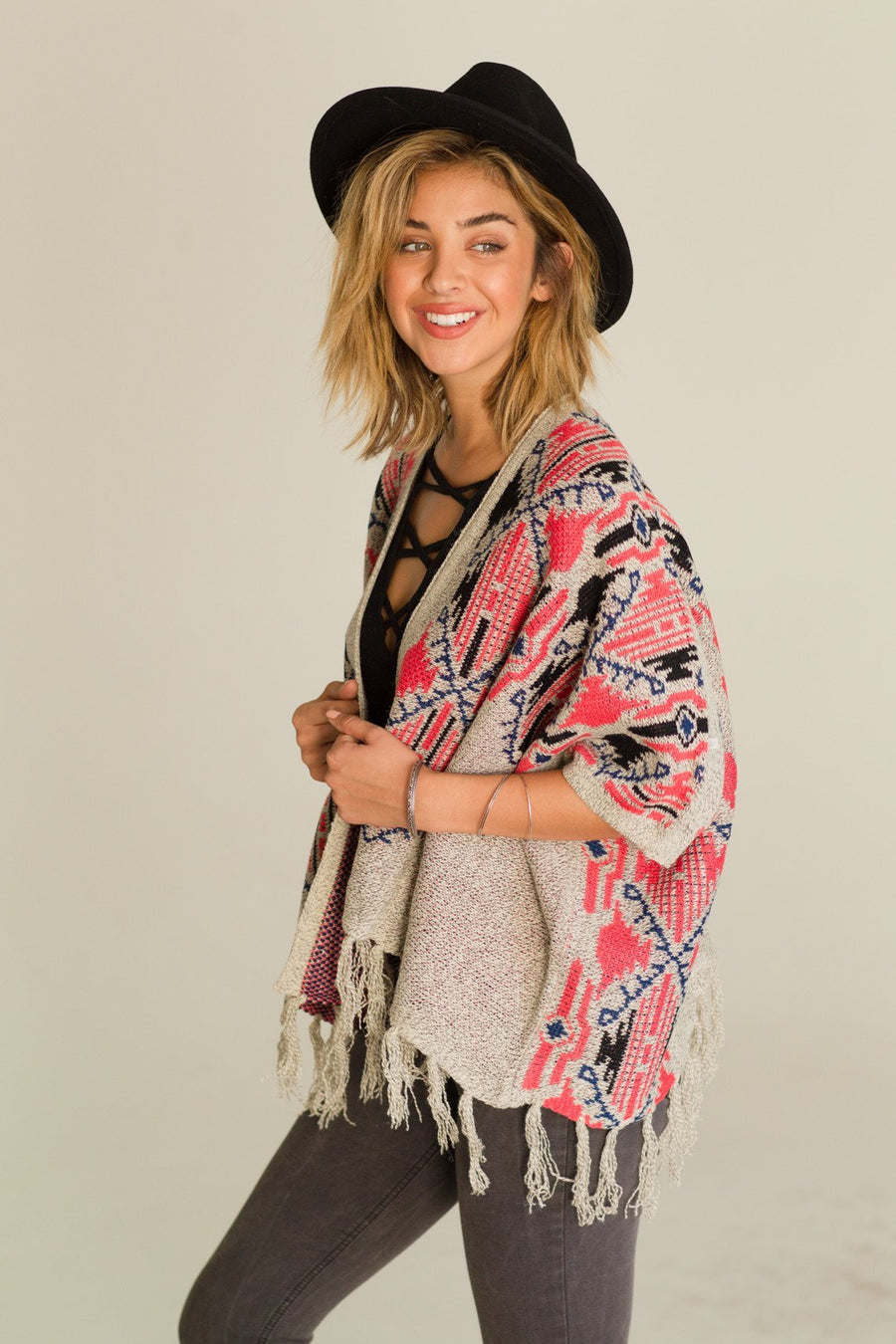 THE WANDERLUST Women - Apparel - Sweaters Cardigans and Tops Tigerlily and Me