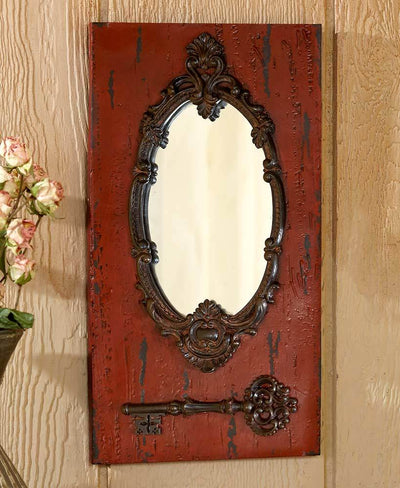 Vintage Key Wall Mirrors Home - Decor Accents Tigerlily and Me