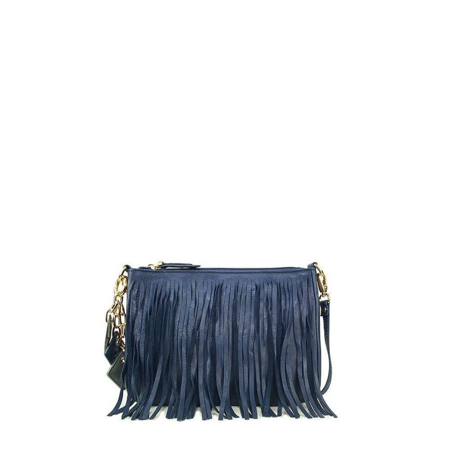 Willow Fringe -Sapphire Women - Bags Tigerlily and Me