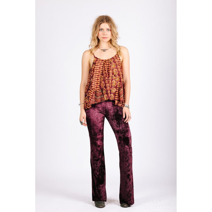 Wine Nights Bell Women - Apparel - Trousers & Jeans Tigerlily and Me