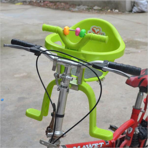 Dysongo Front Back Baby Bike Seat Premium Quality Baby Chair For