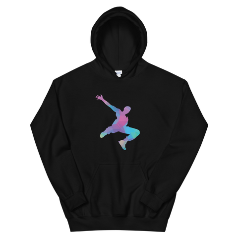 Parkour Pixelated Hoodie