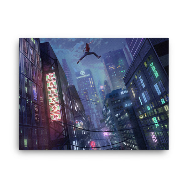 Leap of Faith | Canvas