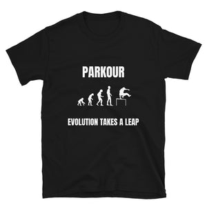 Evolution Takes a Leap T-Shirt