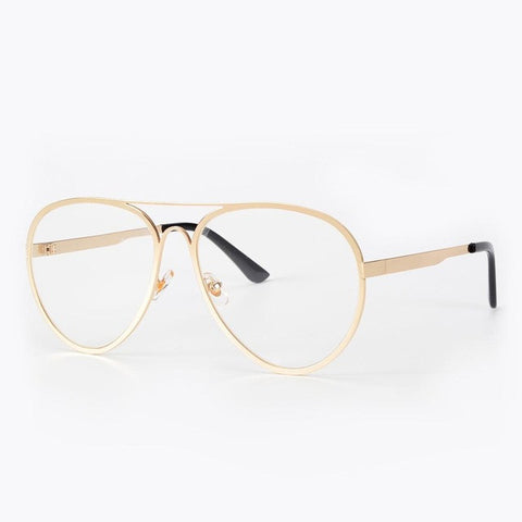 NEW Sunglasses Top Flat  Metal Spectacles