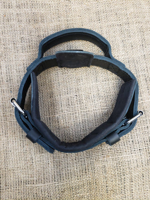 SKÖLLHATI LEATHER AGITATION COLLAR W/ HANDLE