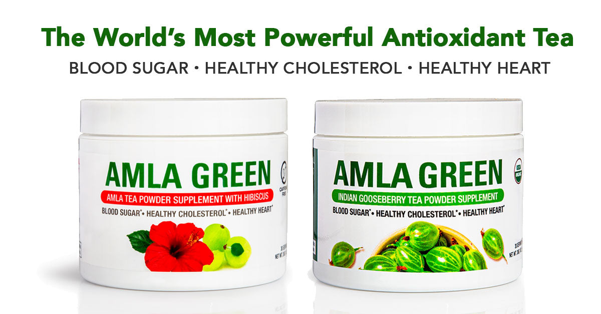 Try Amla Green today