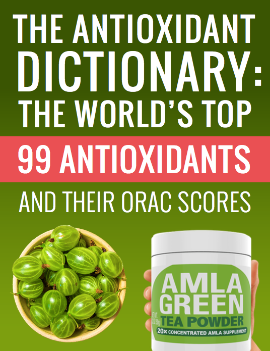 Antioxidant Dictionary