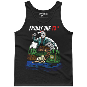 Friday The 13th Tank Top