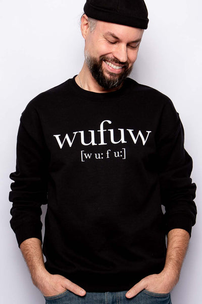 "SWEATER ""WUFUW"""