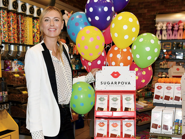 Sugarpova Launches Expansion To Chocolate Line